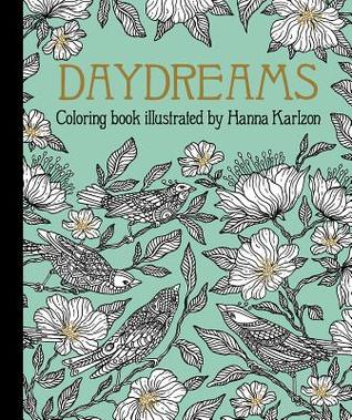 Daydreams Coloring Book Originally Published In Sweden As