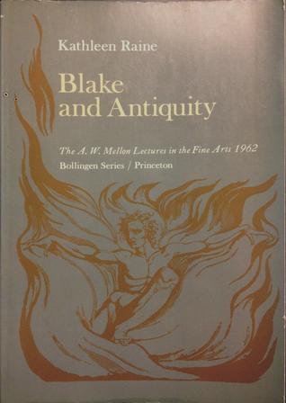Afbeeldingsresultaat voor Blake and Antiquity
