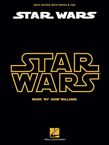 Star Wars Songbook: Easy Guitar with Notes & Tab