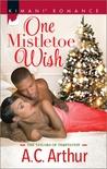 One Mistletoe Wish (The Taylors of Temptation #1)