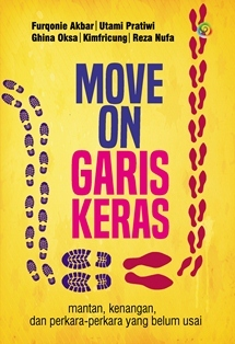 Move On Garis Keras