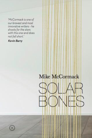 Solar Bones book cover