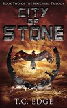 City of Stone (The Watchers Trilogy #2)