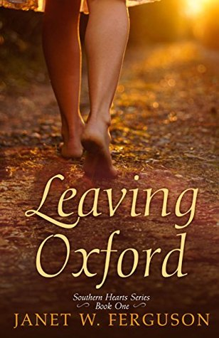 Leaving Oxford by Janet W. Ferguson