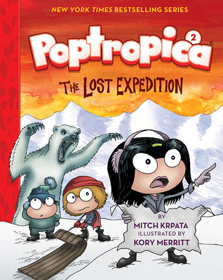 The Lost Expedition (Poptropica, #2)
