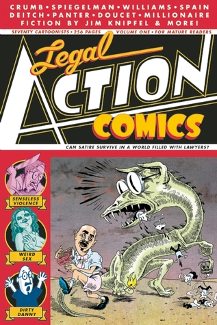 Legal Action Comics Volume 1