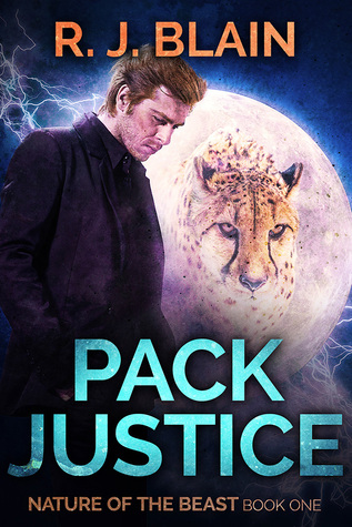 Pack Justice (Nature of the Beast, #1)