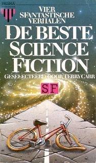 Vier SFantastische verhalen - De beste Science Fiction geselecteerd door Terry Carr