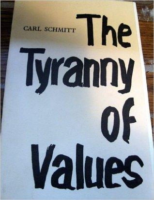The Tyranny Of Values