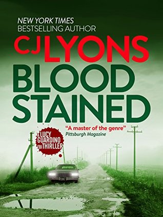Blood Stained (Lucy Guardino FBI Thrille...