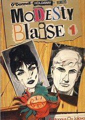 Modesty Blaise, #1