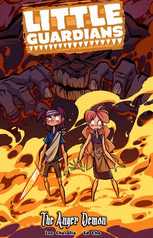 Little Guardians Book 2 The Anger Demon