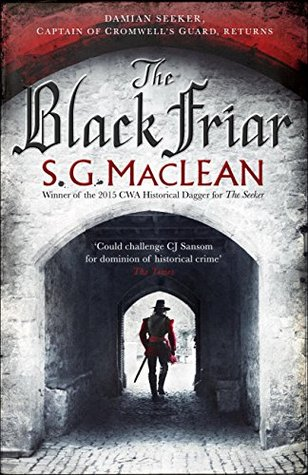 The Black Friar (Damian Seeker, #2)