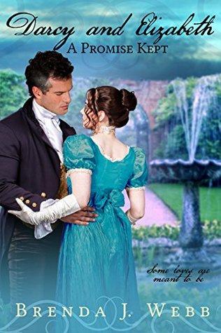 Darcy and Elizabeth by Brenda J. Webb