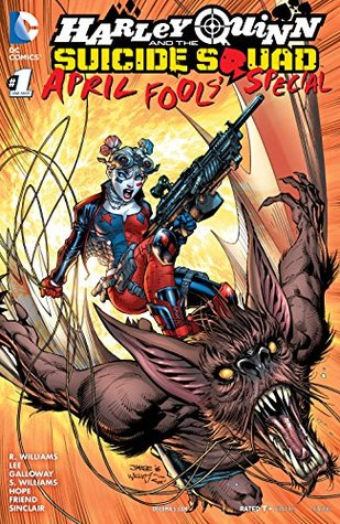 Harley Quinn & the Suicide Squad April Fool's Special #1