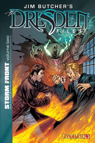 Jim Butcher's Dresden Files: Storm Front Vol 2 #4