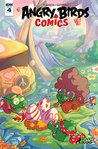 Angry Birds Comics (2016-) #4