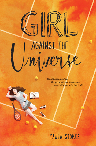 Image result for girl against the universe