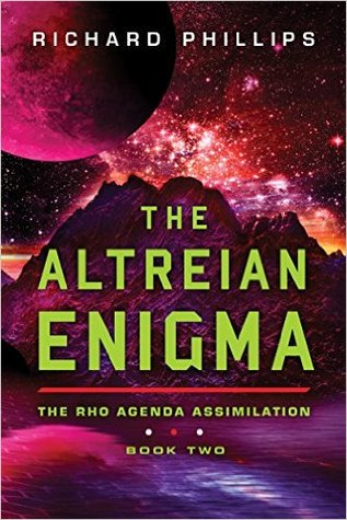 The Altreian Enigma (Rho Agenda Assimilation #2)