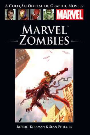Marvel Zombies (A Coleção Oficial de Graphic Novels Marvel #14)
