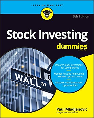 Stock Investing For Dummies (For Dummies