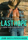 Last Hope (The Cowboy's Homecoming #3)