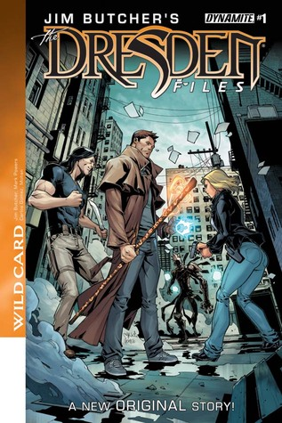 Jim Butcher's Dresden Files: Wild Card #1
