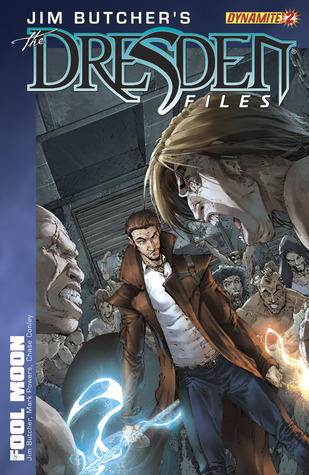Jim Butcher's Dresden Files: Fool Moon #2