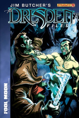 Jim Butcher's Dresden Files: Fool Moon #4