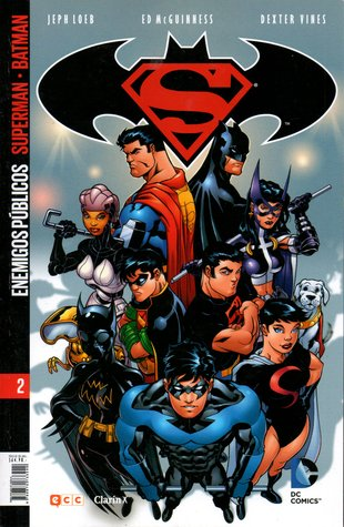Coleccionable Superman/Batman Vol. 02: Enemigos públicos II (Coleccionable Superman / Batman, #2)