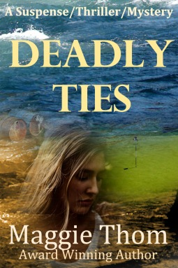 Deadly Ties by Maggie Thom