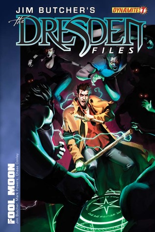 Jim  Butcher's Dresden Files: Fool Moon #7