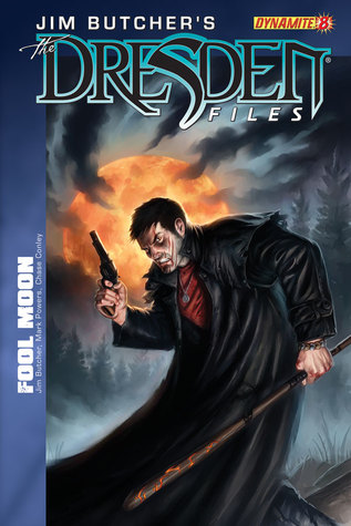 Jim Butcher's Dresden Files: Fool Moon #8