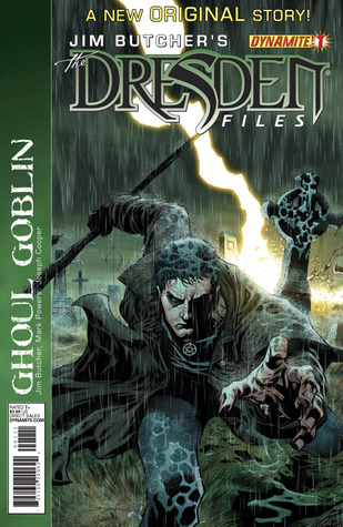 Jim Butcher's Dresden Files: Ghoul Goblin #1