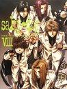 Salty Dog 8 VIII Kazuya Minekura Illlustrations Art Book by Kazuya Minekura