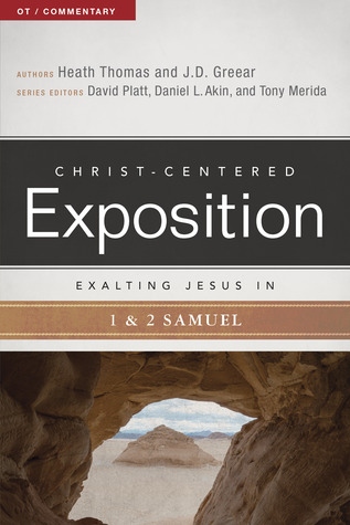 Exalting Jesus in 1  2 Samuel