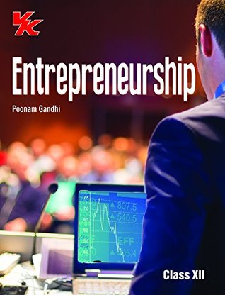Entrepreneurship - (English) - XII - CBSE