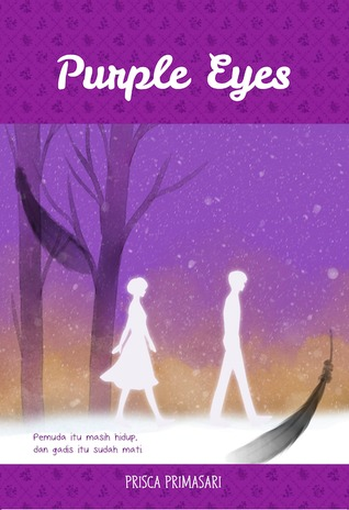 Purple Eyes by Prisca Primasari