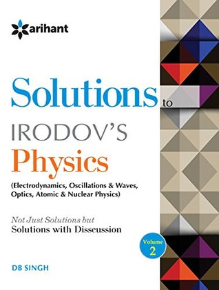 Discussioin on IE Irodov's Problems in General Physics Disussion 2