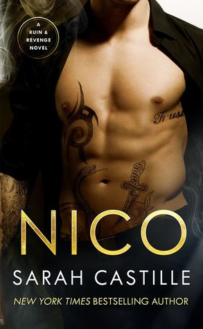 Nico Book Cover