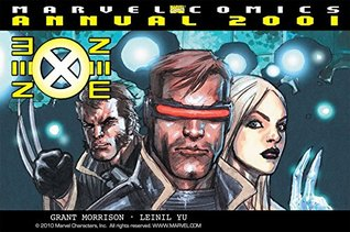 New X-Men (2001-2004) Annual #1