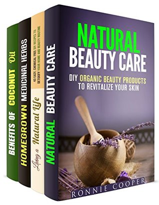 Natural Beauty Box Set (4 in 1)