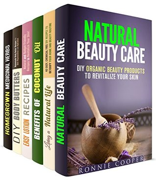 Organic Beauty Products Box Set (6 in 1)