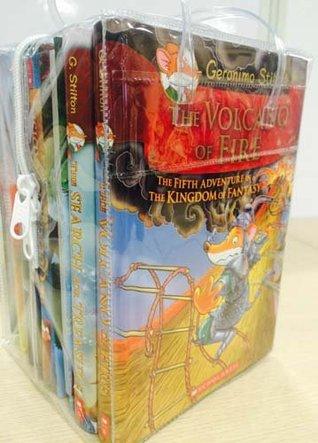 Scholastic Geronimo Stilton: The Kingdom Of Fantasy (Pack Of 7 Books)