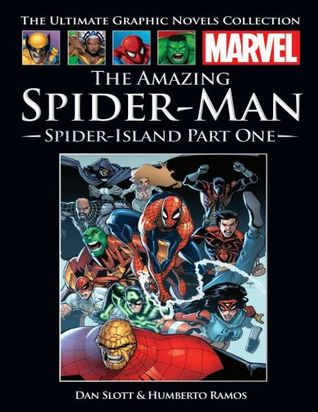 The Amazing Spider-Man: Spider-Island, Part 1 (Marvel Ultimate Graphic Novels Collection)