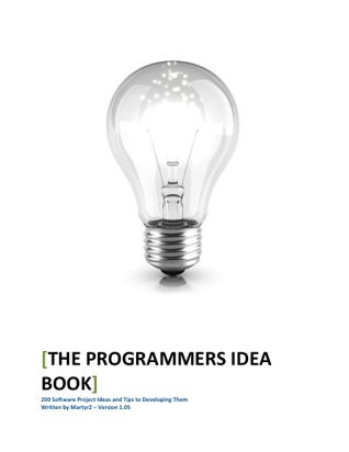 The Programmers Idea Book