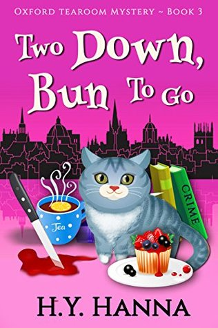 Two Down, Bun to Go by H.Y. Hanna