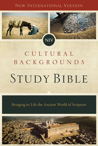 Niv Cultural Backgrounds Study Bible Bringing To Life The Ancient