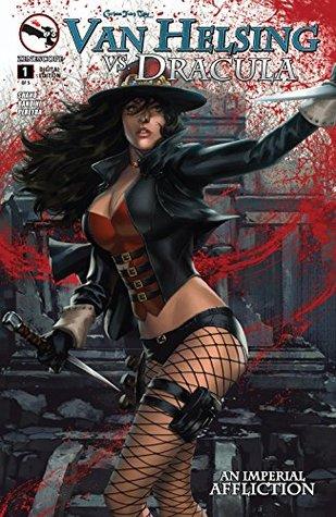 Grimm Fairy Tales: Van Helsing vs Dracula #1