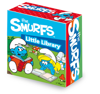 The Smurfs Little Library - Sports Fun!, The Seasons, Beach Time!, Let's Meet the Smurfs!